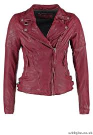 purple red women s leather leather jackets jacket freaky nation glory cozy