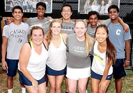 Athletics connect students with tradition at Casady