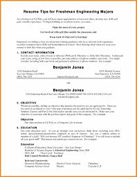 Cal Poly Resume Examples 18 College Freshman Student Resume Samples Richard Wood Sop