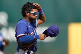 Texas Rangers at Seattle Mariners ...