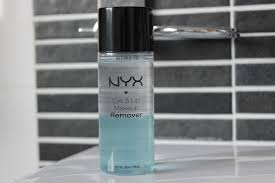 nyx eye and lip makeup remover review