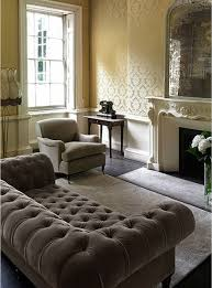 Image Living Room Trend Pin Tuesday Tufted Chesterfield Sofas Pinterest Trend Pin Tuesday Tufted Chesterfield Sofas warm Cozy Living