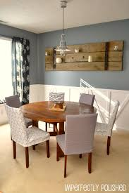 pottery barn style dining table: banks extending dining table pottery barn and round wood table tutorial