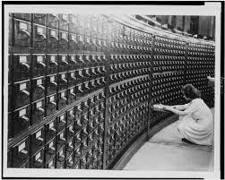 Card Catalogs Matter ...