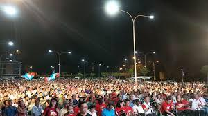 Image result for sambutan ceramah pakatan harapan