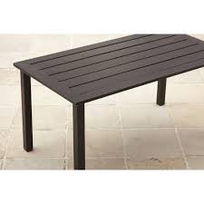 Average Height For Coffee Table Better Homes And Garden Carter Hills Outdoor Conversation Set