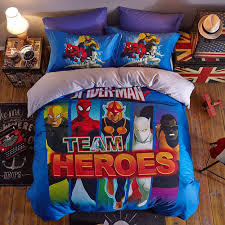 super heroes bedding sets comforters