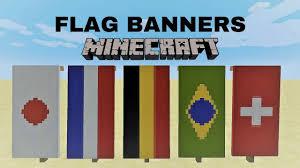 Minecraft Banner Flag Designs