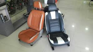 car seat cover in trichy original leather seat