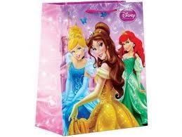 <b>Пакет подарочный</b> Весёлый Праздник <b>Disney Принцессы</b> ...