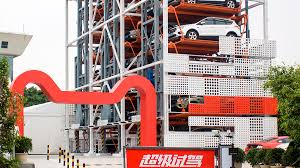Car Vending Machine Fascinating Alibaba Opens China's First 'car Vending Machine' RT Business News