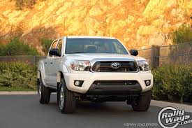 Ultimate 28-Hour New Car Detailing - RallyWays Toyota Tacoma TRD