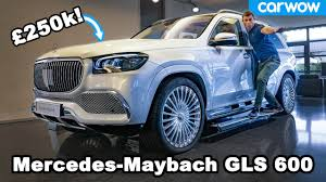 This is, by far, the most opulent model in the mercedes. Mercedes Maybach Gls 600 See Why It S The German Rolls Royce Cullinan Youtube