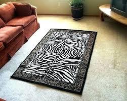 zebra print rug zebra print rug animal leopard border area rugs