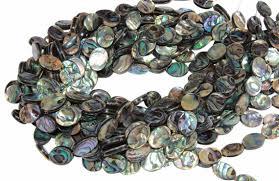 abalone beads