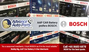 Bosch Car Batteries Price List Onsite Replacement Aap