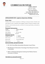 Sample Of International Resume Sample Resume For Abroad Format Unique Resume For Work Abroad Resume 24