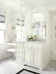 bathroom vanity table and chair. bathroom vanity with double sink and makeup area combo counter innovative wicker hamper vanities table decor chair m