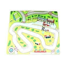 train track rug car track rug track rug racing track rug huge large baby play mat