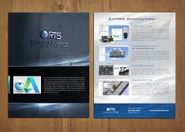 Image Design Llc Professional Modern Manufacturer Flyer Design For Research
