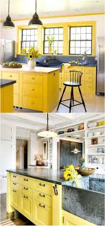 yellow and white painted kitchen cabinets. Best Designs Ideas Of Top Yellow Kitchen Cabinets With Wonderful And White Painted Green Idecoration Beautifuljpg S