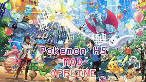 Webgame] Pokemon H5 Mod   Việt Hóa Đủ Dùng - Server Game Offline Vmware 2021