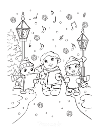 You've come to the right place! 80 Best Winter Coloring Pages Free Printable Downloads