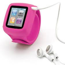 Купить <b>аксессуар Чехол</b> Griffin для <b>Apple</b> iPod Nano 6 Slap Pink ...