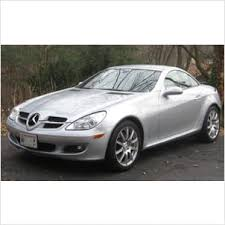 mercedes benz slk cl