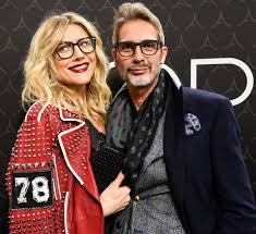 L'ex modello Luca Sabbioni, marito di Natasha Stefanenko ...