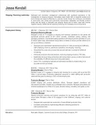 Shipping And Receiving Resume Sample Best Of Shipping And Receiving Resume Sample Shipping And Receiving Resume