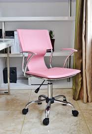 desk chairs for teens pink