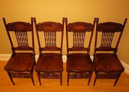 17 antique oak dining room chairs antique mission oak carved dining room breakfast chairs