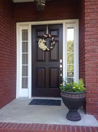 brown front doorFurniture  Front Door Color 10 Fabulous Front Door Colors  Their