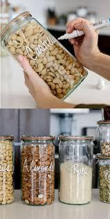Diy Kitchen Storage Solutions 25 Best Ideas About Kitchen Storage Solutions On Pinterest