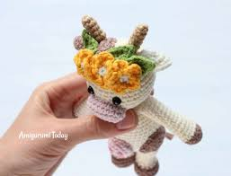 Crochet Cow Pattern Cool Decorating