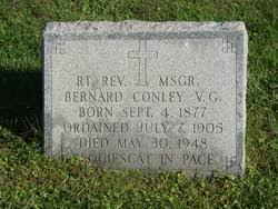 Rev Fr Bernard Conley (1877-1948) - Find A Grave Memorial