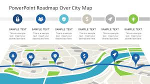 Road Map Powerpoint Roadmap Powerpoint Under Fontanacountryinn Com