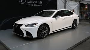 2018 lexus when.  when 2018 lexus ls 500 f sport is a more aggressive luxury sedan for lexus when