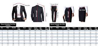 Measurements Mens Suits Chart Van Heusen Fit Guide Size Chart Van Heusen Australia