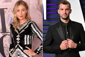 Can he get back to his best in 2020? Maria Sharapova Surprised By Ex Grigor Dimitrov With Random Run In
