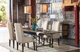 dining room lighting trends. Image: Lamps Plus Dining Room Lighting Trends E