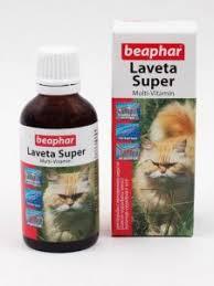 <b>Beaphar Laveta Super For</b> Cats, 50 ml : Buy Online Pet & Animals ...
