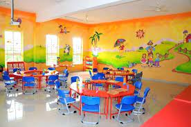 pre nursery class decoration novocom top
