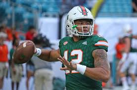 Miami Hurricanes preseason top 25