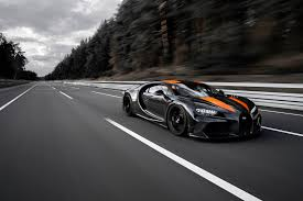 Introduced in february 2019, the 110 ans bugatti is a limited edition variant of the chiron sport developed to celebrate 110 years of bugatti. The Bugatti Chiron Hits 304 Mph In World Record Top Speed Run