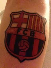 Arts & entertainment in barcelona, spain. Fc Barcelona Tattoo By Mrandersiversen On Deviantart