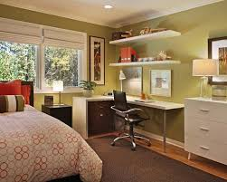 Office in Bedroom Ideas-06-1 Kindesign