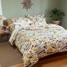 Mid Century Modern Bedroom Sets Total Fab Mid Century Modern Bedding Sets