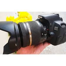 Máy ảnh Canon 700D + Tamron 17-50mm F2.8 VC - hàng chính hãng - Tặng thẻ  nhớ 16gb - Tặng túi xách Canon - Giá tham khảo: 3.450.000 - 8.700.000 vnđ -  SIÊU THỊ HÀNG CHÍNH HÃNG GIÁ RẺ